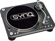 HIGH TORQUE DIRECT DRIVE TURNTABLE